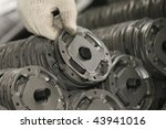 steel products to automotive... | Shutterstock . vector #43941016