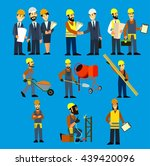 construction engineering...   Shutterstock .eps vector #439420096