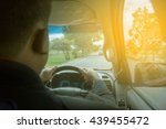 transportation businessman... | Shutterstock . vector #439455472