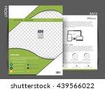 business flyer  | Shutterstock .eps vector #439566022