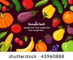 background | Shutterstock .eps vector #43960888