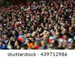 lille   france   june 2016  ... | Shutterstock . vector #439712986