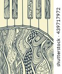 Zendoodle Piano Keyboard With...