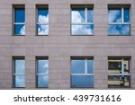Windows Of A Building With...