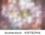 abstract multicolored football... | Shutterstock . vector #439782946