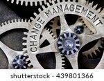 macro photo of tooth wheel...   Shutterstock . vector #439801366