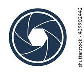 lens diafragma icon | Shutterstock .eps vector #439902442