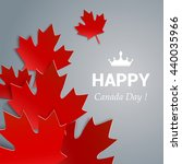 Happy Canada Day Vector...