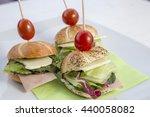 Mini Sandwich Set  With...