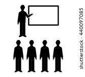 management   business training  ... | Shutterstock .eps vector #440097085