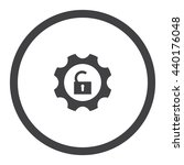 gear icon   Shutterstock .eps vector #440176048