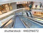 mall elevator | Shutterstock . vector #440296072