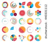infographics design elements... | Shutterstock .eps vector #440331112