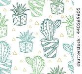 seamless pattern background....   Shutterstock . vector #440369605