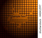 text pattern with place for... | Shutterstock .eps vector #44041597