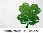 white wall plaster texture...   Shutterstock . vector #440428522