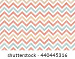 watercolor pink  beige and blue ... | Shutterstock . vector #440445316