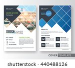 multipurpose corporate business ... | Shutterstock .eps vector #440488126
