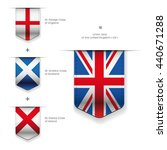 united kingdom flag   england ...   Shutterstock .eps vector #440671288