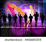 sport vector illustration   Shutterstock .eps vector #440685355