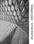 black and white presentation of ...   Shutterstock . vector #440739856