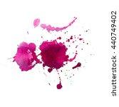Expressive Watercolor Spot Wit...