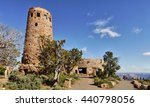 Desert View Watchtower. Grand...