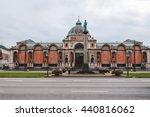 ny carlsberg glyptotek building ... | Shutterstock . vector #440816062