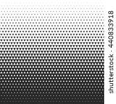 fade gradient pattern. vector... | Shutterstock .eps vector #440833918