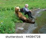 Walk With A Bear.