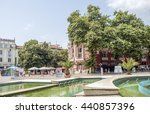varna  bulgaria   july 7  2012  ... | Shutterstock . vector #440857396