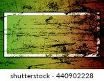 Grunge Background Reggae Colors ...