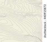 topographic map background... | Shutterstock .eps vector #440915872