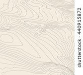 topographic map background... | Shutterstock .eps vector #440915872