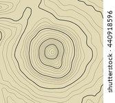 topographic map vector  ... | Shutterstock .eps vector #440918596