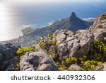 View From Table Mountain To...