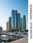 uae  abu dhabi   december 22 ... | Shutterstock . vector #440968435