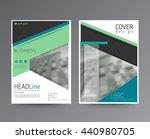 business template for brochure  ...   Shutterstock .eps vector #440980705