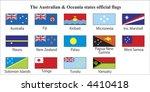 australia   oceania states...   Shutterstock .eps vector #4410418