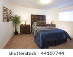 decorated bedroom | Shutterstock . vector #44107744