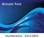 template vector design | Shutterstock .eps vector #44111851