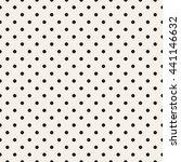 seamless monochrome pattern...   Shutterstock .eps vector #441146632