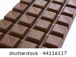 Chocolate bar. - stock photo