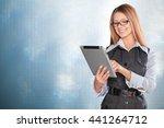 skype. | Shutterstock . vector #441264712