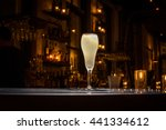 craft cocktail hour at the... | Shutterstock . vector #441334612