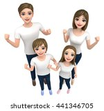 3d Illustration Character   Th...