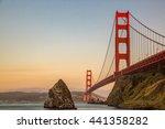 golden gate bridge | Shutterstock . vector #441358282