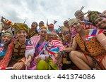 kota kinabalu sabah malaysia... | Shutterstock . vector #441374086