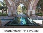 fin  iran   11 october 2015 ... | Shutterstock . vector #441492382