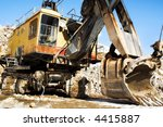 the enterprise for extraction...   Shutterstock . vector #4415887